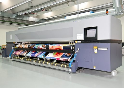 Durst Rho 510 large format printing machine